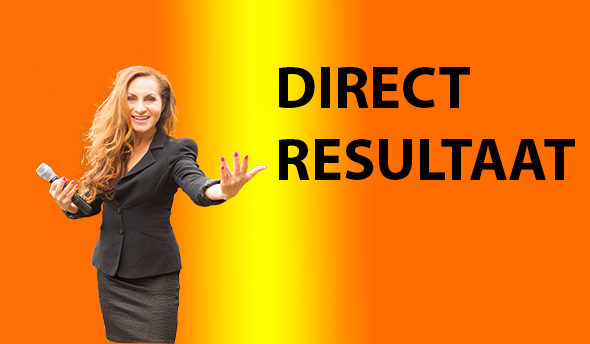 Direct resultaat